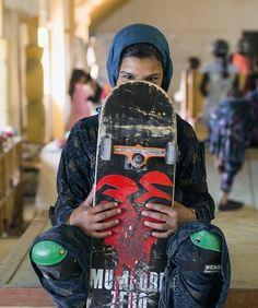 Skate Girls of Kabul Jessica Fulford-Dobson