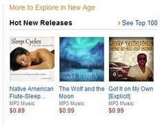 Baltimore rapper Jay Taurus breaks Amazon Music top 100 with his single 'Got It On My Own' in New Age Music.