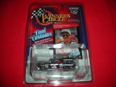 Winner's Circle Cool Customs Dale Earnhardt 1957 GM Goodwrench Chevy/Chevrolet Bel Air Hard Top 1:64 Diecast by HASBRO/KENNER/WINNERS CIRCLE. $9.95. ONLY ONE FEATURED ON AMAZON-VERY RARE. Rare and Hard to find Car. Dale Earnhardt Cool Customs. 1957 Chevrolet Bel Air #3 Goodwrench. 50th anniversary nascar. THIS IS THE ITEM PICTURED-WHAT YOU SEE IS EXACTLY WHAT YOU GET