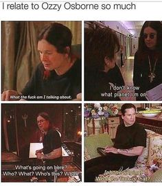 Tagged with funny, memes, drugs, black sabbath, ozzy osbourne; Band Memes, Dankest Memes, Funny Memes, Funny Cute, Really Funny, Hilarious, All Meme, Love Memes, Ozzy Osbourne Quotes