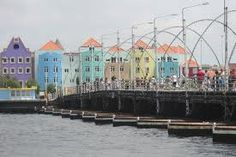 Have been to the floating bridge in Curacao.  Everyone must go and be on the bridge when it moves to allow ships to enter  harbor.  When I retire, I want to move to this island.