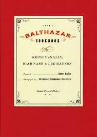 Image result for balthazar menu