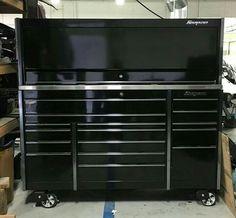 Garage Loft, Garage Shop, Garage Workshop, Dream Garage, Car Garage, Tool Box Diy, Tool Box Storage, Garage Storage, Garage Design
