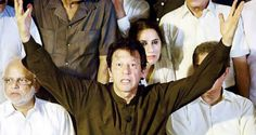 A man with steel nerves, Imran Khan, Let see who rules the world
