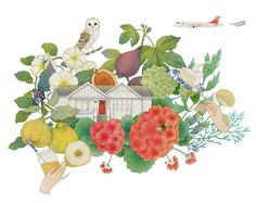 editorial illustrations 2016