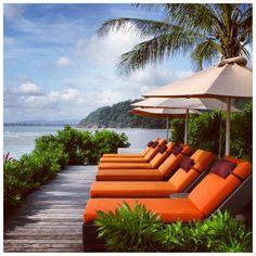 Malaisie, club med cherating beach