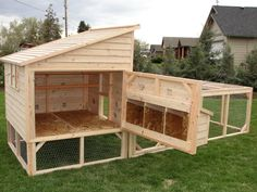 Delivery includes set up of coop and pen, this does NOT include us leveling the ground for your coop and pen. Description from cochickencoops.com. I searched for this on bing.com/images