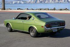 1974 Mazda RX4 rear quarter