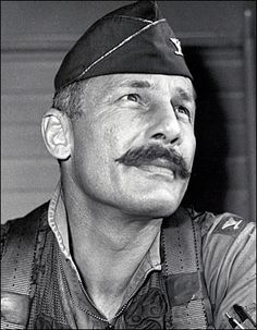 Brig Gen Robin Olds--USAF ace fighter pilot. General Olds was known for his courage, leadership ability, and outspoken demeanor. Fighter Pilot, Fighter Jets, Robin Olds, F-14 Tomcat, Vietnam War Photos, Flying Ace, American Fighter, Military Pictures, Us Air Force