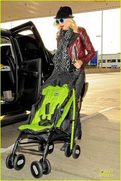 Gwen Stefani. Chicco Echo Stroller - $111