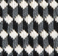 A web site of resources for stitchery enthusiasts providing decorative patterns and designs for needlepoint, cross-stitch and other forms of decorative stitching. Bargello Patterns, Bargello Needlepoint, Needlepoint Stitches, Needlework, Plastic Canvas Stitches, Plastic Canvas Crafts, Plastic Canvas Patterns, Crewel Embroidery, Embroidery Patterns