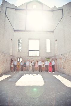 Victoria Anne Photography | wedding party | summer