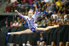 Ragan Smith at 2017 P& G Gymnastics Championships