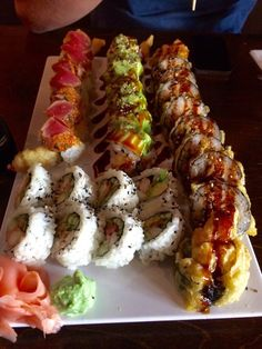 I Love Food, Good Food, Yummy Food, Sushi Recipes, Healthy Recipes, Food Porn, Junk Food Snacks, Food Goals, Sashimi