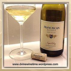 2011 Franciscan Estate Napa Valley Chardonnay