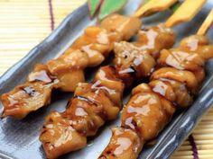 Recette de Brochettes de poulet au miel au barbecue sans fumée