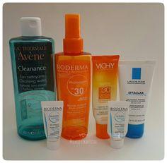 Dermokozmetik Avene - Bioderma - Vichy - La Roche Posay