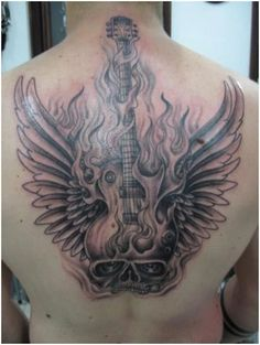 Best Guitar Tattoo Designs - Our Top 10 Picks