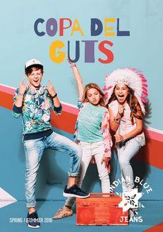 Spring/ summer 2016 www. Kids Sportswear, Stylish Little Girls, Summer Kids, Summer 2016, Spring Summer, Indian Blue, Kids Studio, Leila, Cool Baby Clothes