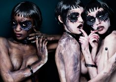 The Hunger Magazine Editorial Fashion Beauty Portrait