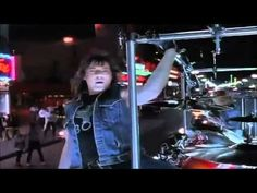 """Dokken - """"It's Not Love"""" (Official Music Video) Don Dokken and George Lynch.  Be still my (then) young heart."""