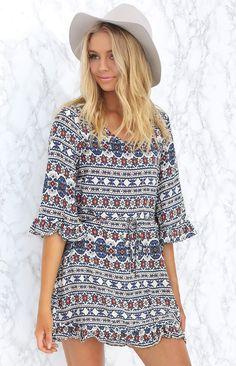 Explorer Dress | Beginning Boutique