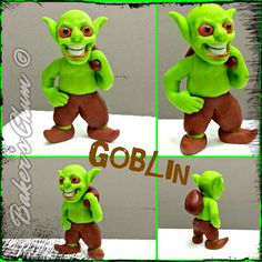 Clash of Clans - Goblin