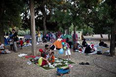 ACNUR critica la actitud de Grecia y Francia ante la llegada de inmigrantes
