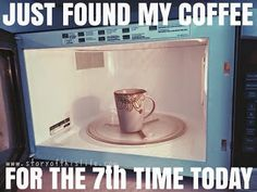 True Coffee Lovers never forget where his or her coffee is especially in the mornings with that first or second cup. LOL Haha! ~Me  #coffee #coffeelovers