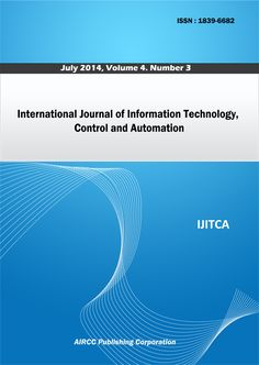 The International Journal of Information Technology, Control and Automation (IJITCA) is a Quarterly open access peer-reviewed journal that publishes articles which contribute new results in all areas of Information Technology (IT), Control Systems and Automation Engineering.  http://airccse.org/journal/ijitca/ijitca.html