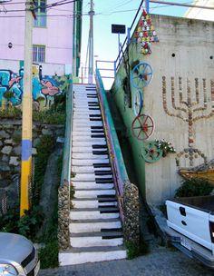 Park / Bahçe Duvar Resmi Boyama Örnekleri   Duvar Resmi Boyama Sanatı