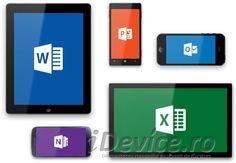 Microsoft Office pentru iOS update aduce posibilitatea de a cumpara abonamente lunare pentru aplicatii