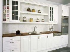 hvite kjøkken - Google-søk