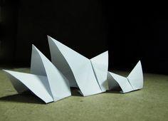 Sydney Opera House origami