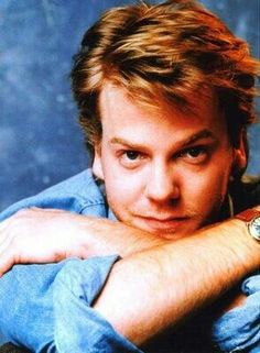 Young Kiefer Sutherland