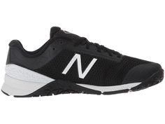 New Balance WX40v1 Women's Cross Training Shoes Black/White
