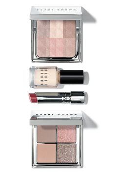 We love Bobbi Brown's stunning Nude Glow Collection.