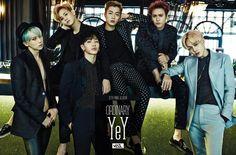 "twenty2 blog: Beast's ""Ordinary"" 8th Mini Album Photo Shoot | Fashion and Beauty"