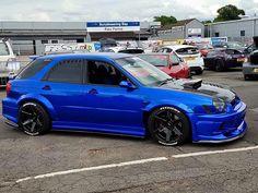 #Subaru #Impreza #Modified #Stance #Slammed