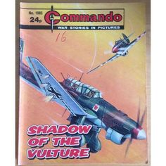 Commando Comic Picture Library #1983 War Action Adventure £2