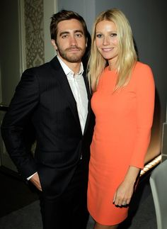 Pin for Later: From the '90s to Now, See Gwyneth Paltrow With Her Famous Friends  She spent time with her pal Jake Gyllenhaal at the Elle Women in Hollywood event in October 2010.