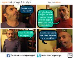 """""""Can che abbaia"""" #comics #fumetto #fotoromanzo #palermo #cabaret"""