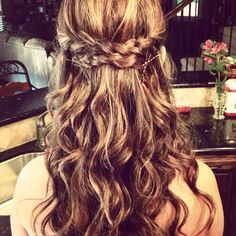 another cute idea for a braid.
