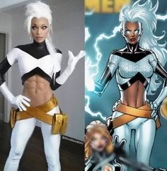 """angryblackgirlrants: """"black-to-the-bones: """" It's not only #BlackHistoryMonth. It's also #28daysofblackcosplay and it's amazing """" OMG. """""""