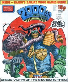 Cover for 2000 AD (IPC, 1977 series) #310