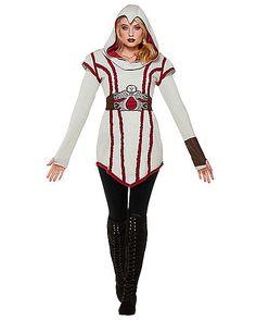 Adult Ezio Hooded Dress - Assassins Creed - Spirithalloween.com