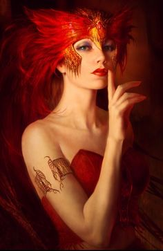 """in Polish mythology, Oynyena Maria is the """"Fiery Mary,""""    a Fire Goddess who assists and counsels the Thunder God Piorun.    This divinity also appears with southern slavs, and is usually considered to be the sister of the Thunder God/Saint."""