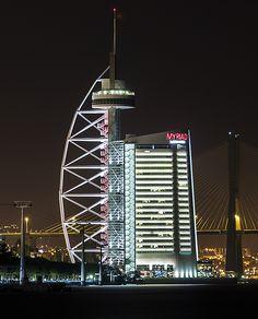 Torre Vasco da Gama   Hotel Myriad