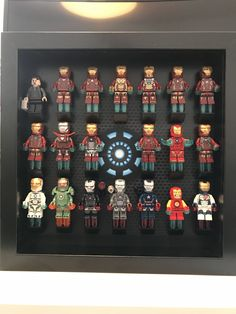 Mizan - Welcome my homepage Iron Men, Lego Minecraft, Lego Disney, Lego Ninjago, Lego Ironman, Alter Computer, Lego Custom Minifigures, Lego Minifigs, Figurine Lego