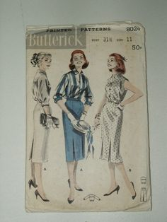 Butterick Pattern